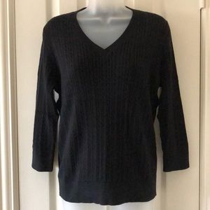 Talbots V-Neck Sweater